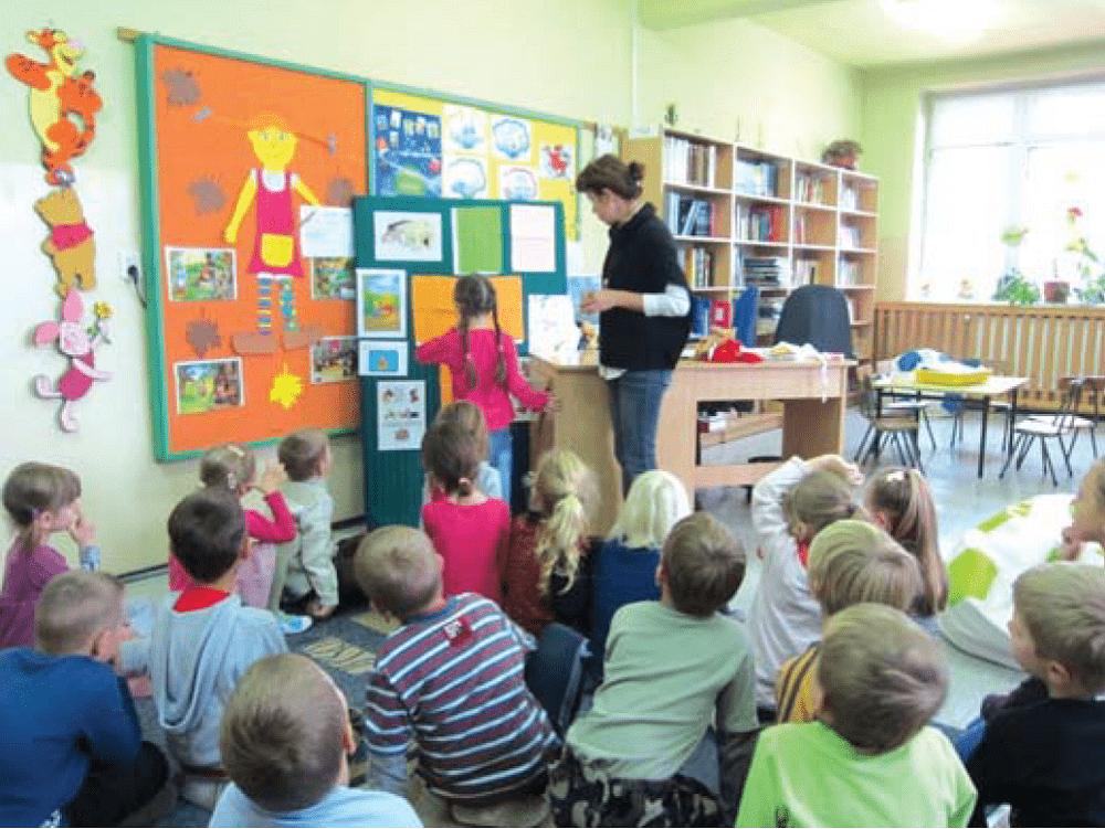 Zajęcia promujące literaturę
